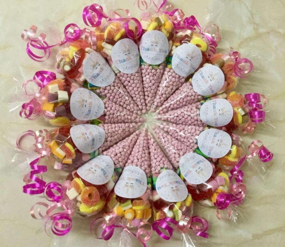 10x sweet cones